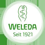 Logo der Marke WELEDA