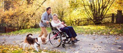 Belieferung von Heimen und Pflegeeinrichtungen