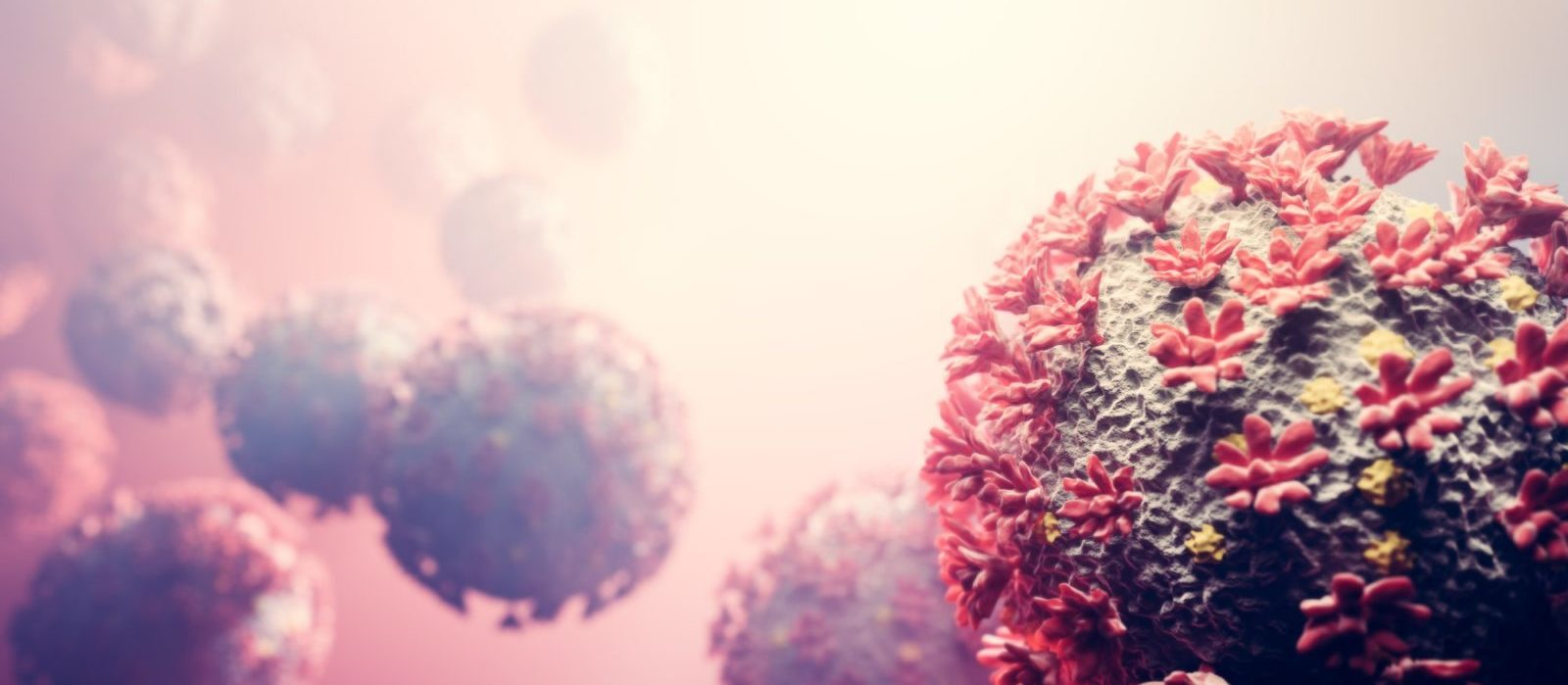 Symbolbild Corona-Virus COVID-19